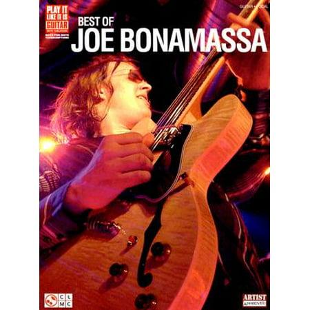 Best of Joe Bonamassa ()