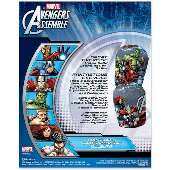 Avengers Assemble Bop Gloves