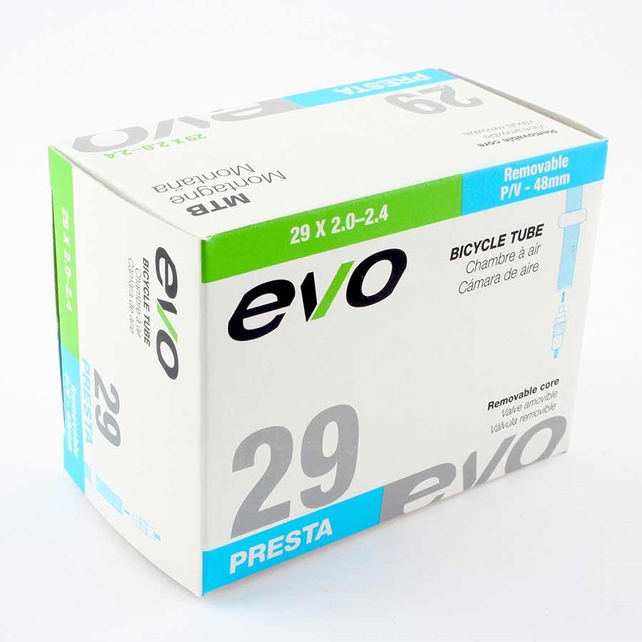 EVO, Removable Core, Inner tube, PV, 48mm, 26x2.00-2.40
