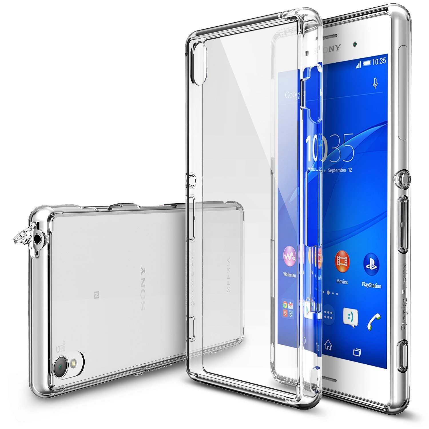 Ringke FUSION Case for Sony Xperia Z3 - Clear