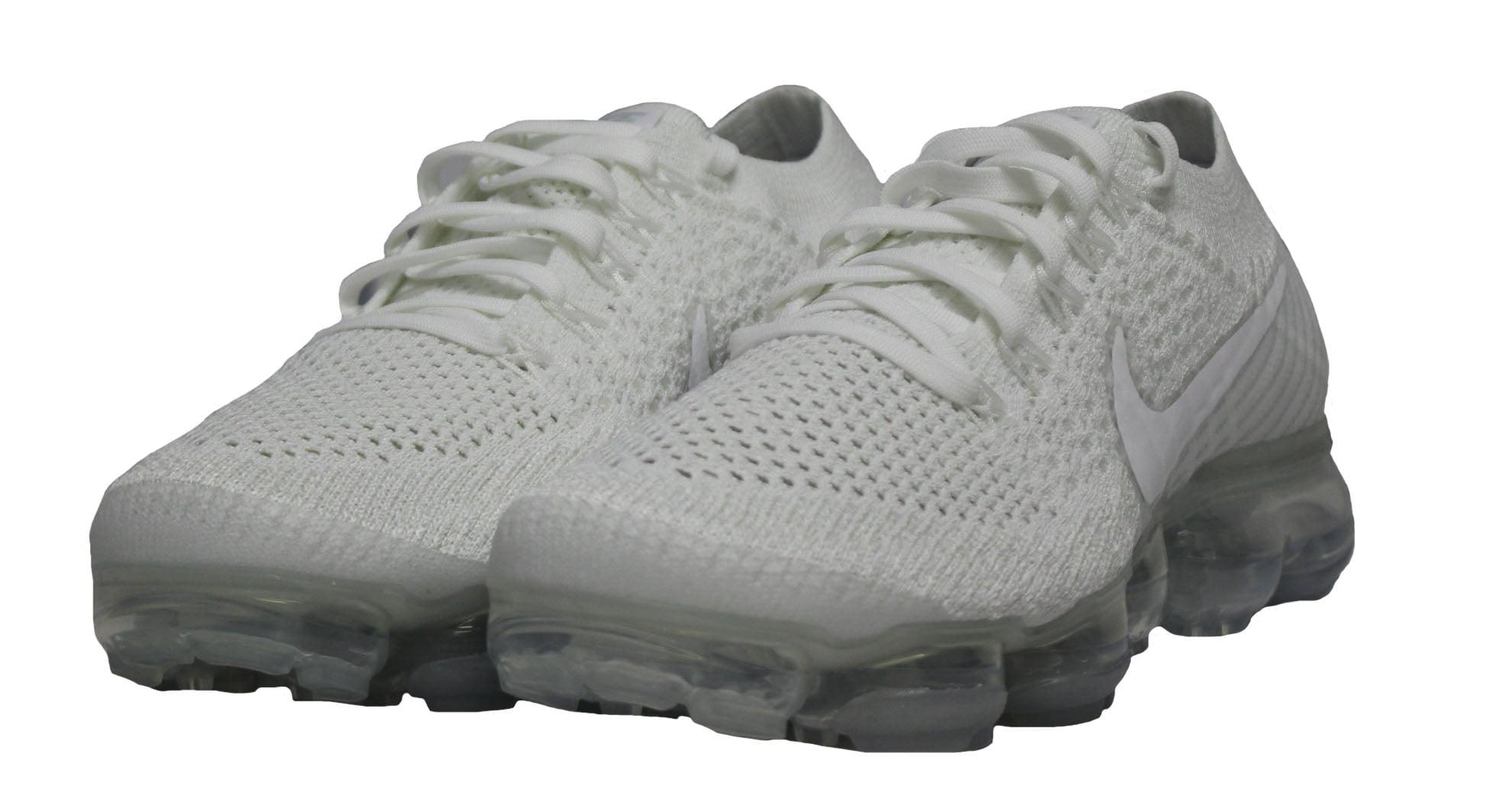 dd02bb71c623c Nike - NIKE WOMENS AIR VAPORMAX FLYKNIT SZ 6.5 WHITE SAIL LIGHT BONE ...