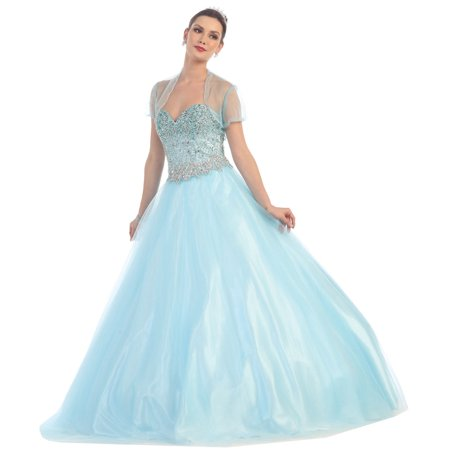 SWEETHEART QUINCEANERA BALL GOWN