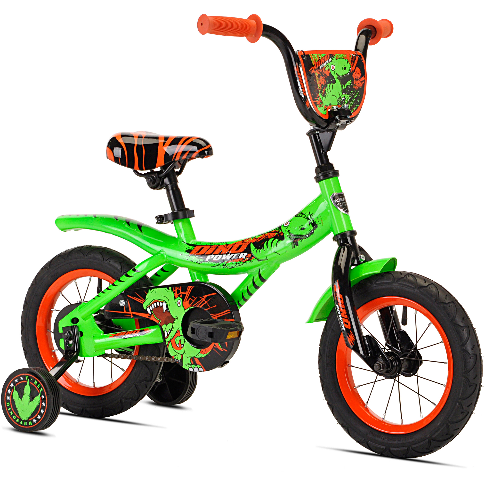 12 Quot Kent Dino Power Boys Bike Green Ebay