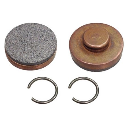 Sports Parts Inc SM-05500F Parking Brake Pads - Full Metal