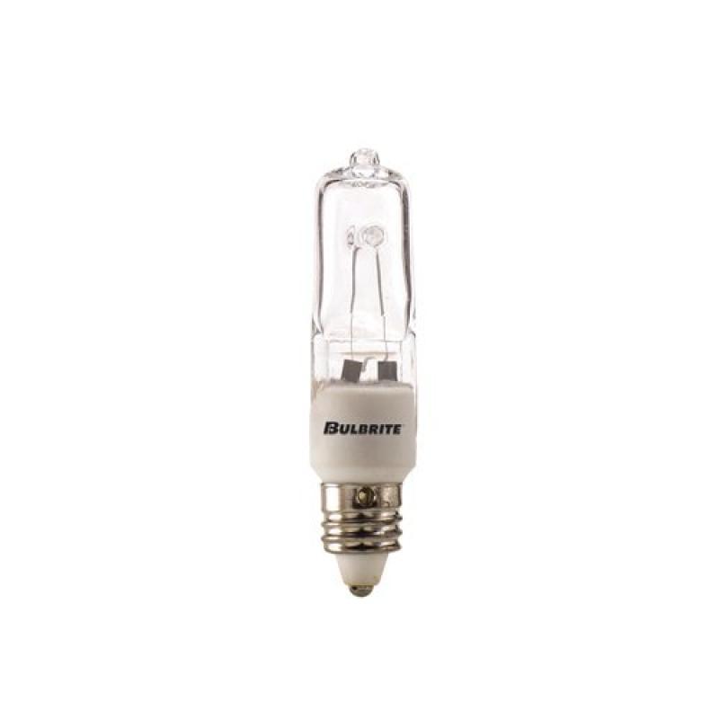 Bulbrite 610050 - 20PK - 50W - JD-Type T4 - Mini-Candelab...