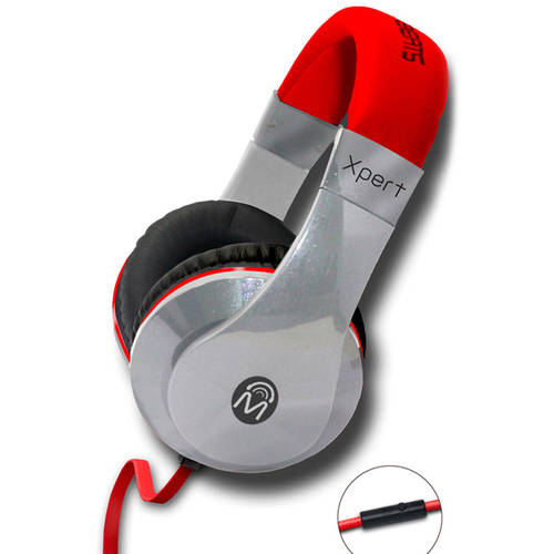Mental Beats Xpert DJ Headphones with Microphone