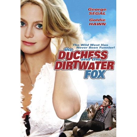 The Duchess And The Dirtwater Fox (DVD)