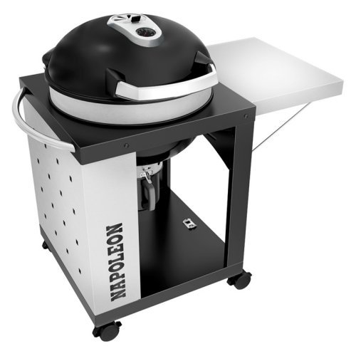 Napoleon Charcoal Kettle Grill with Cart - NK22CK-C