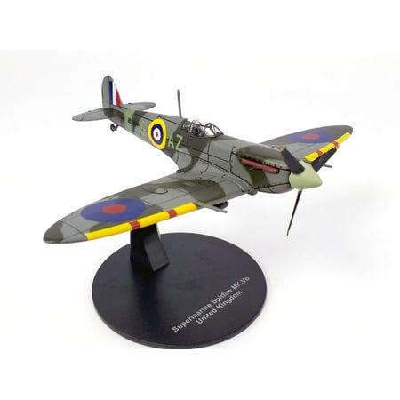 Supermarine Spitfire Mk.V Royal Air Force 1/72 Scale Diecast Model Royal Model Flushometer