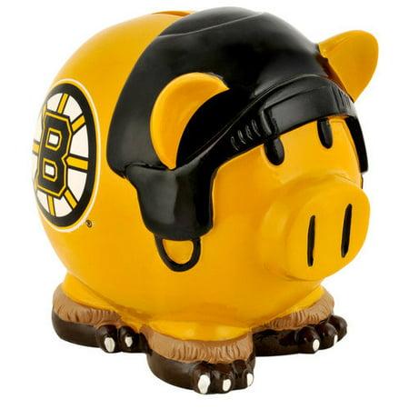 Forever Collectibles Large Thematic Piggy Bank - Boston Bruins Boston Bruins  FBPIGHKYBOSL - Walmart.com d423e4154