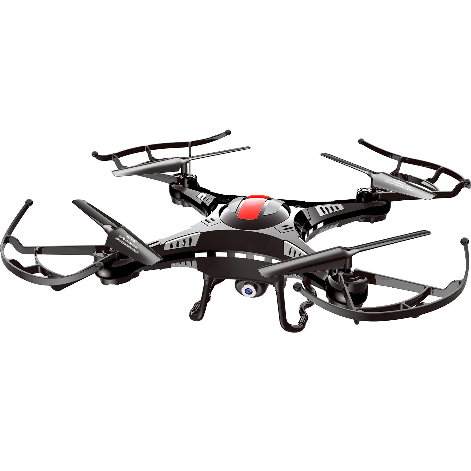 RC Quadcopter 2.4GHz 6-Axis Radio Control Flight Drone Video/Photo Camera