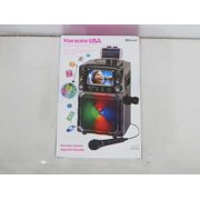 Refurbished Karaoke USA Portable CDG/MP3G Karaoke Player with 4.3-Inch Color TFT Screen (GQ450)