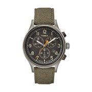 Timex Allied TW2R47200 Men's Fabric Strap Strap 42mm Chronograph Analog Watch