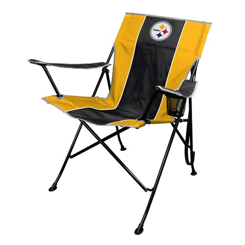 Jarden Sports NFL Pittsburgh Steelers Tailgate Chair By Rawlings
