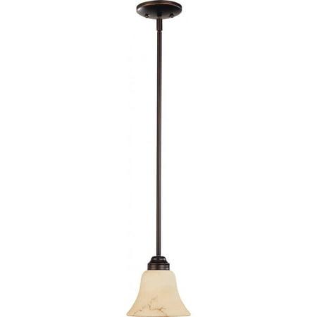 Cooper Light Fixture - Nuvo Lighting 61411 - 1 Light (Medium Screw Base) 6.9