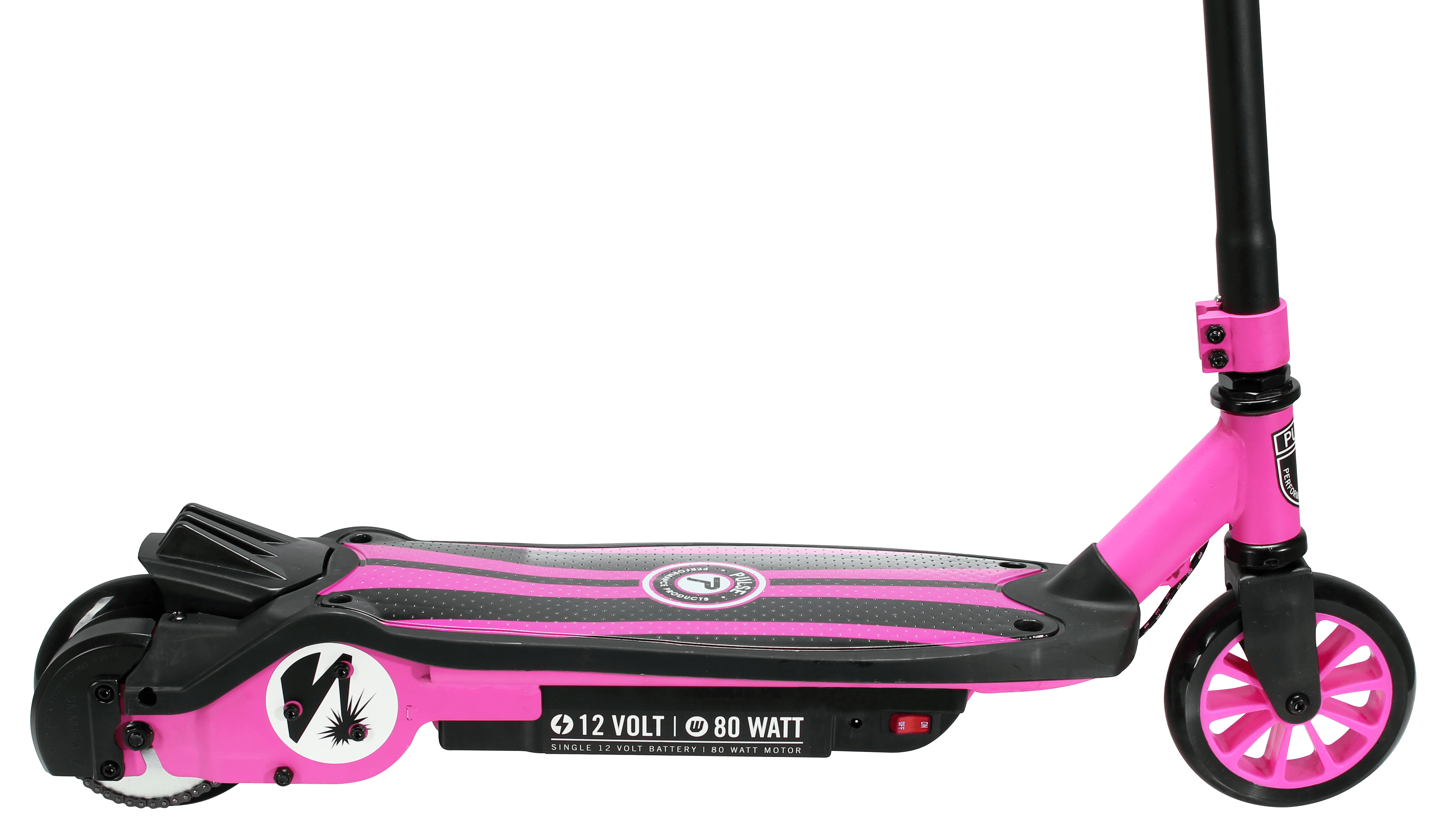 Walmart Toys Scooters For Boys : Pulse performance products revster electric scooter black