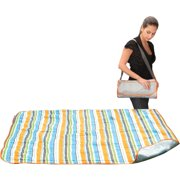 LulyBoo Easy Roll-Up Blanket, Choose Your Color