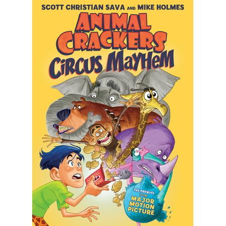 Story Circus Animals - Animal Crackers: Circus Mayhem