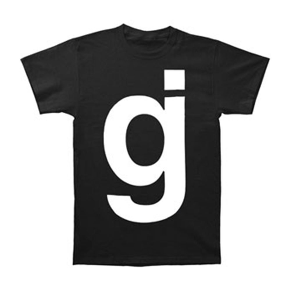 Glassjaw Men's  Gj T-shirt Black