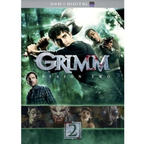 Grimm: Season Two (DVD   Digital HD)