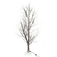 Melrose Pre-lit Tree with Snow