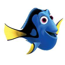 Hallmark Disney Christmas Tree Ornament Dory Finding Nemo Finding Dory Fish (Hallmark Halloween Tree Ornaments)