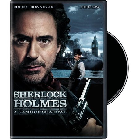 Warner Rental Program: Sherlock Holmes: A Game of Shadows