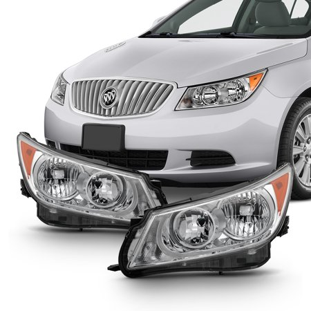 Fit 2010 2011 2012 2013 Buick LaCrosse Driver+Passenger Side Halogen (2012 Buick Lacrosse Review Car And Driver)