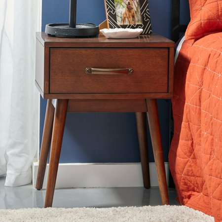 Right2home Draper Mid Century Modern End Table Walmartcom