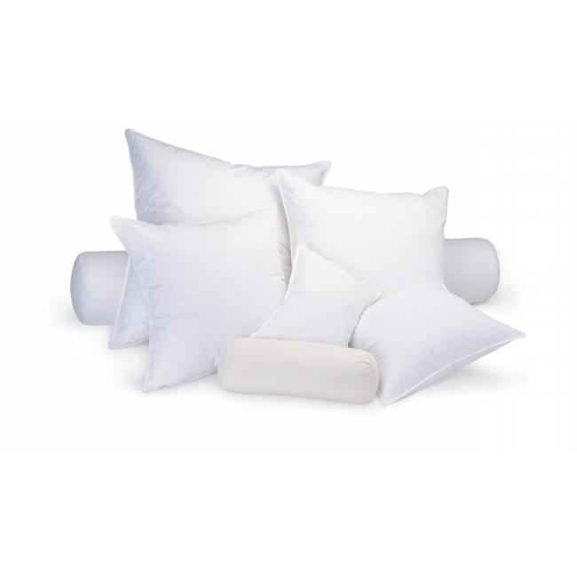 Ogallala Comfort P-70018T-10 700Hb 18 inch Throw-10- White