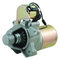 Lumix GC Electric Starter Motor For Champion Power 196CC 6.5HP ST168FD YF168FD Generators