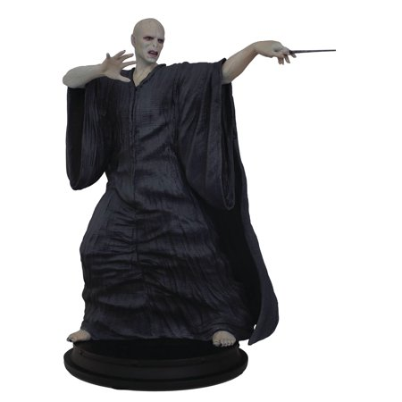 """Lord Voldemort from Harry Potter 8"""" Polystone Statue"""