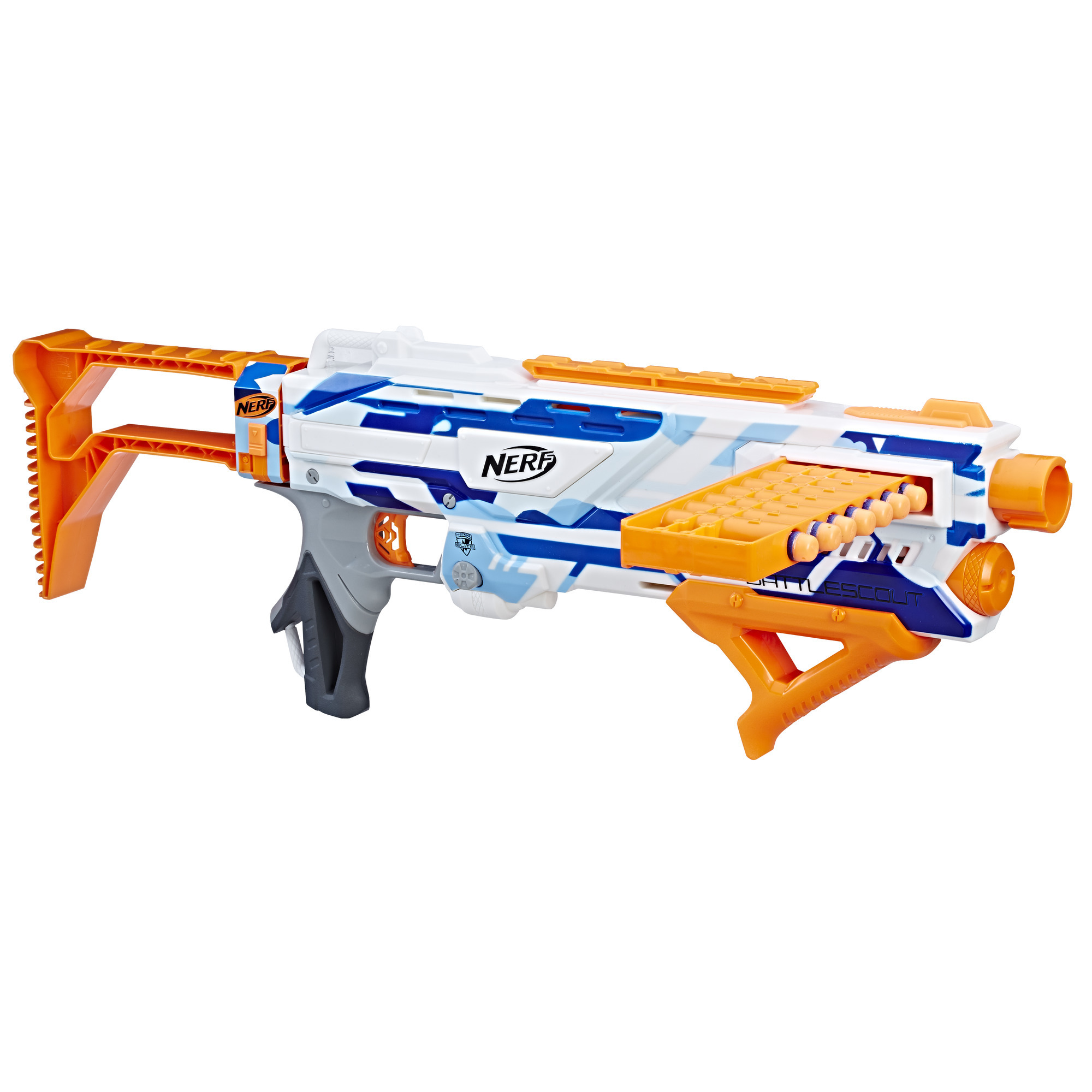 Nerf N-Strike Elite BattleScout ICS-10