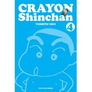 Crayon Shinchan Volume 4 - eBook