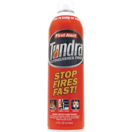 First Alert Tundra Fire Extinguisher Spray