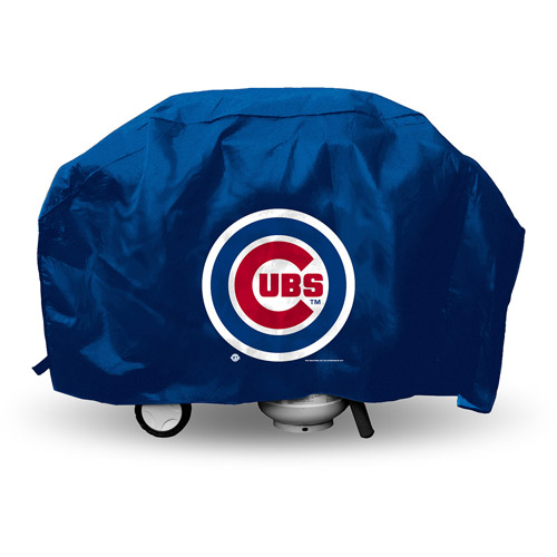 Rico Industries MLB Economy Grill Cover, Chicago Cubs