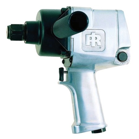 "Ingersoll-Rand 1"" Air Impactool Wrenches, 1,100 ft lb, 3/8 in NPT, Pistol Grip/Side Rod"