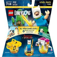 Warner Bros. LEGO Dimensions: Level Pack - Adventure Time