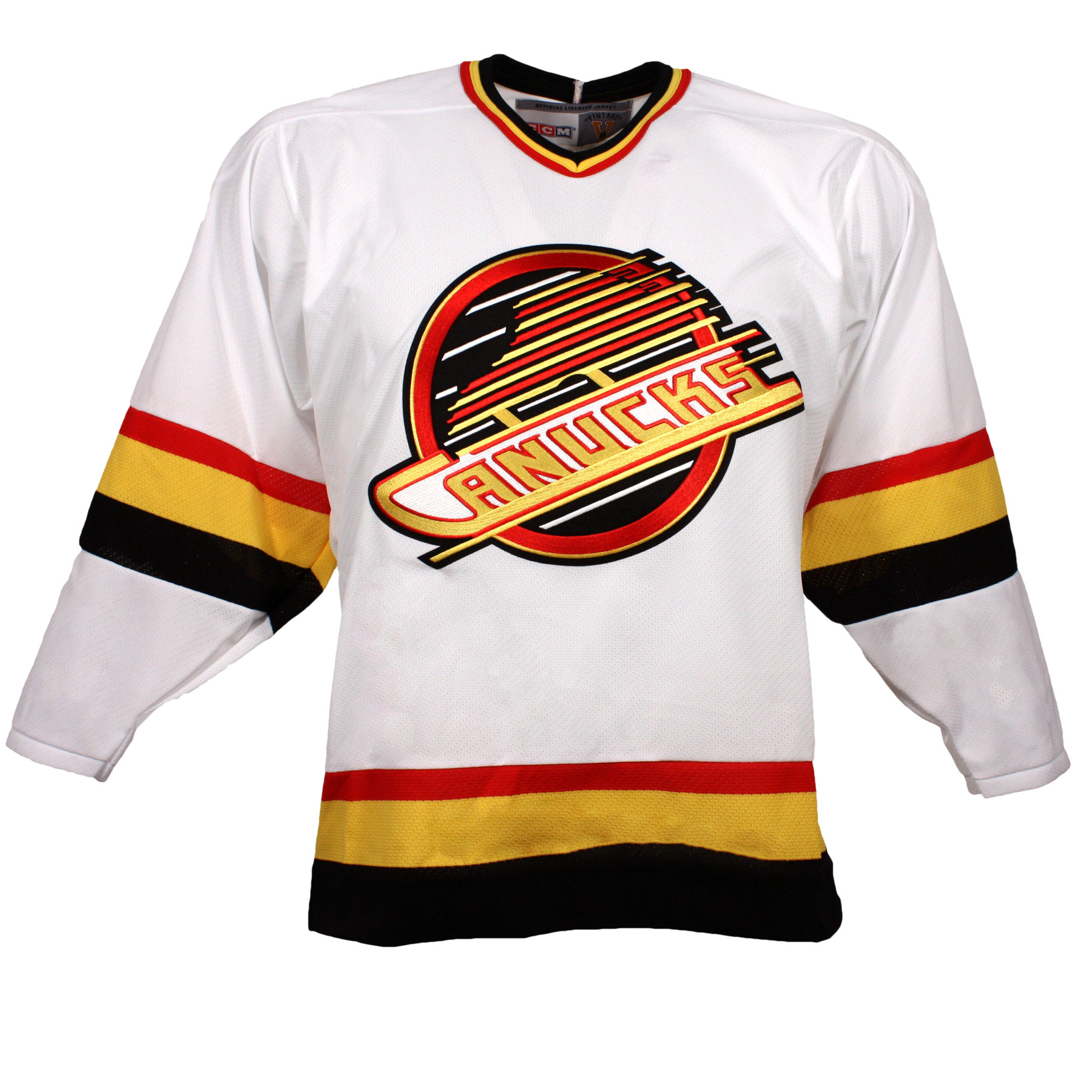 reputable site a2d2a c7417 Vancouver Canucks Vintage Replica Jersey 1994 (Home) - XX ...