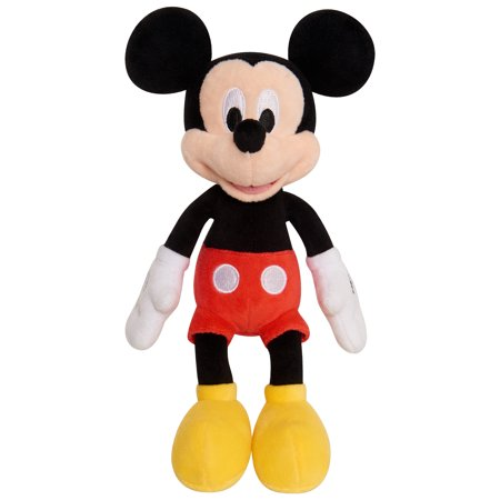 Mickey Mouse Clubhouse Bean Plush Mickey Mouse (Mickey Mouse Club Hat)