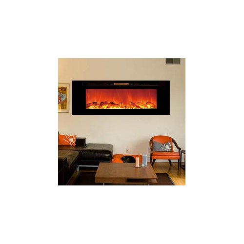 Touchstone Sideline Wall Mount Electric Fireplace