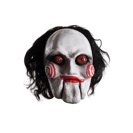 Saw Billy Mask Adult Halloween Accessory