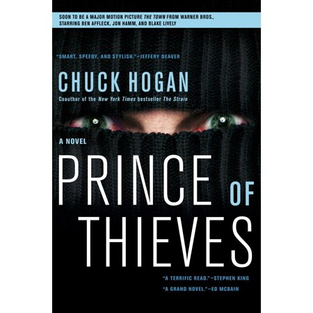 Prince of Thieves : A Novel (Prince Thieves In The Temple Extended Version)