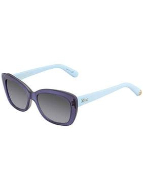 19cf018d1e13 Product Image Dior Promesse Grey Gradient Rectangular Ladies Sunglasses  DIORPROMESSE3 3IG 53