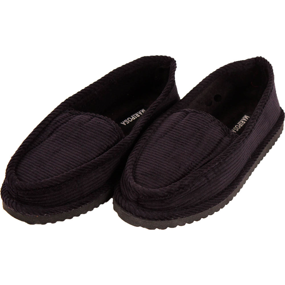 bd89dfdde7c2 Mariposa - Mariposa Women s Corduroy Slip On House Shoes Slippers -  Walmart.com