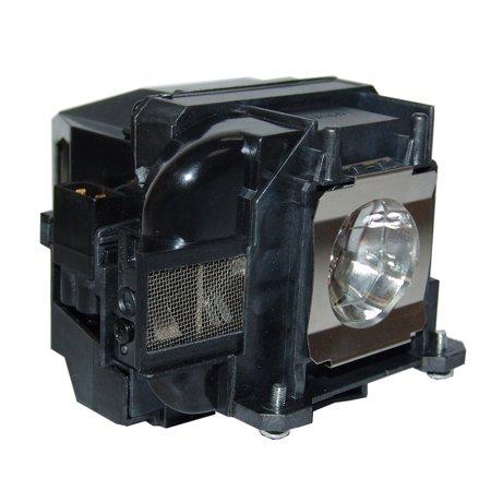 Lutema Economy pour Epson PowerLite 99WH lampe de projecteur avec bo�tier - image 4 de 5