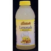 Rutters Lemonade, 16 oz