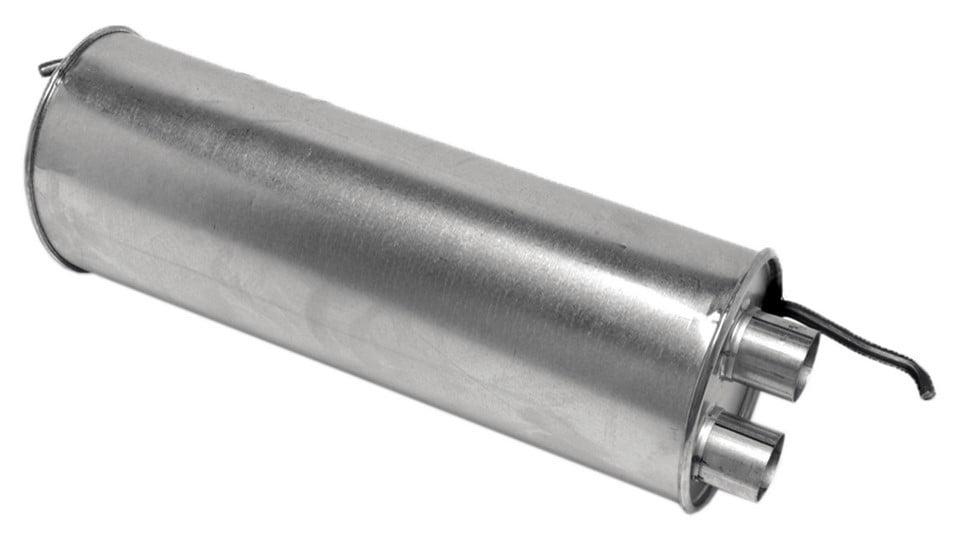 Walker 21498 Quiet-Flow Stainless Steel Muffler Tenneco