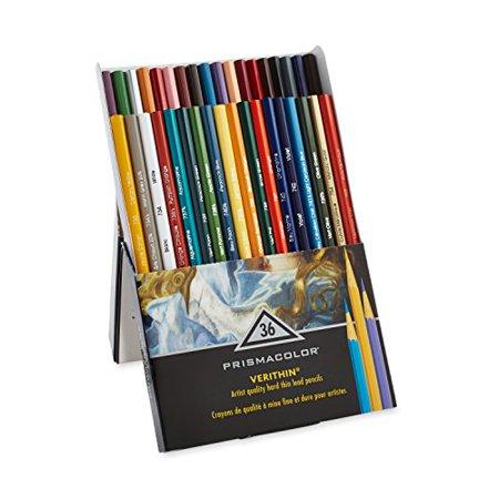 Prismacolor Premier Verithin Colored Pencils  36 Count