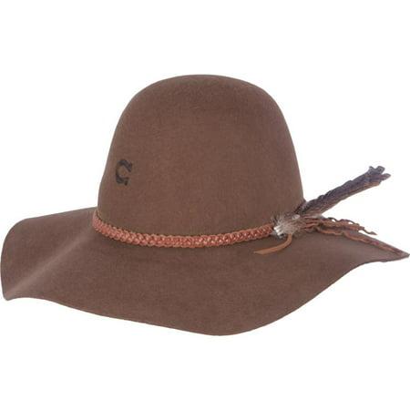 Charlie 1 Horse Hats Womens  Wanderlust Acorn Floppy Hat - Horse Hat